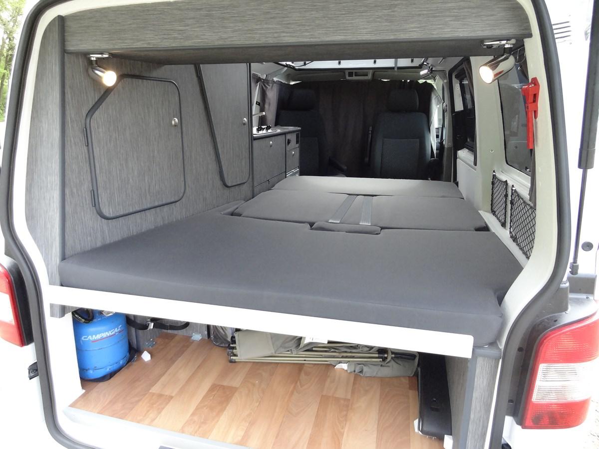 Volkswagen t6 - Plan amenagement transporter t5 ...