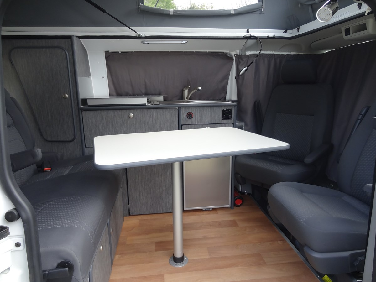 Volkswagen t6 for Auto interieur kuisen