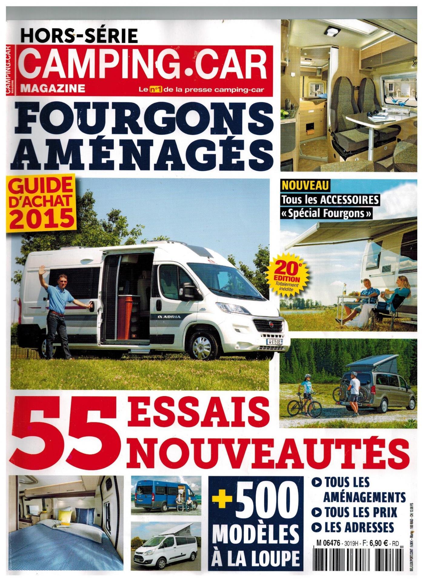 Camping Car Magazine  Pdf