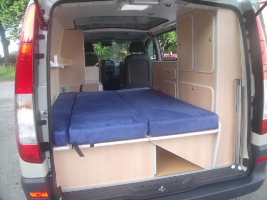 mercedes vito camping car neuf. Black Bedroom Furniture Sets. Home Design Ideas