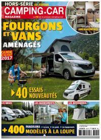 Camping-Car Magazine 2017