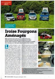 Article Camping-Car Magazine 2017